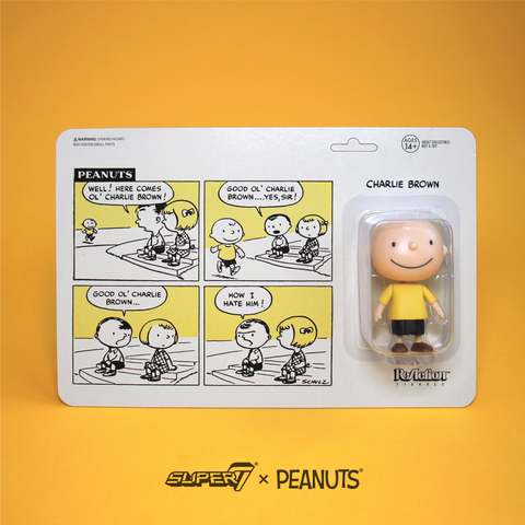 Peanuts ReAction Figure - Good Old Charlie Brown