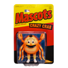 MLB MASCOT REACTION FIGURE - CRAZY CRAB (SAN FRANCISCO GIANTS)