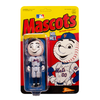 MLB MASCOT REACTION FIGURE - MR. MET (NEW YORK METS)