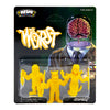 The Worst Keshi Pack B - Shedusa, Werewolf Biker, Cortex Commander (Yellow)