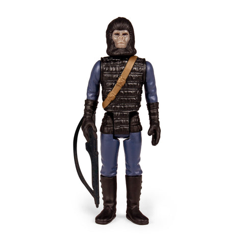 Planet of the Apes ReAction Figure - Ape Soldier 2 (Patrolman)