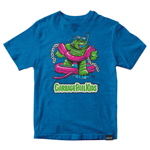 Universal Monsters  x Garbage Pail Kids T-shirt - Creature