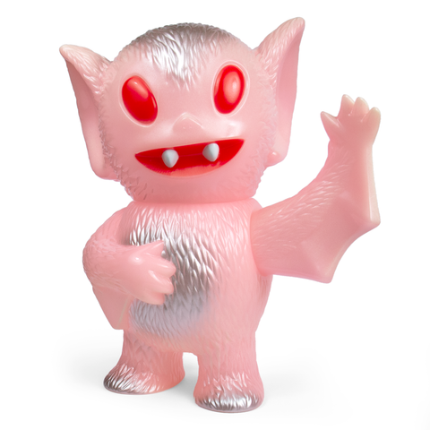 Japanese Vinyl - Bat Boy (Pink Glow in the Dark)