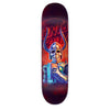 The Worst Santa Cruz Skatedeck - Black Falcon