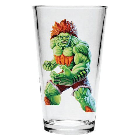 Street Fighter 2 Drinkware - Blanka