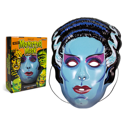 Universal Monsters Mask - Bride of Frankenstein (Blue)