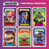 Universal Monsters x GPK Wax Pack (Green)