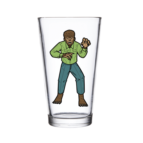 Universal Monsters Drinkware - Wolf Man