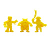 The Worst Keshi Pack A - Red Tiger, Captain Deadstar, Frankenghost (Yellow)