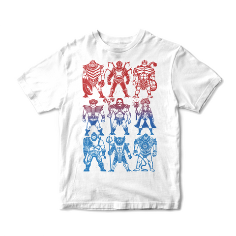 Masters of the Universe T-Shirt - Attackpeter Skeletor