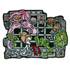 Masters of the Universe Rug - Grayskull Dungeon