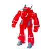 Robotech Japanese Vinyl - VF-1 (Red)