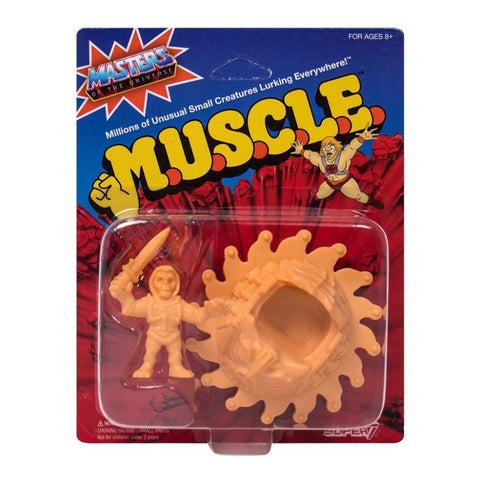 Masters of the Universe MUSCLE - Pack F (Battle Armor Skeletor, Roton)