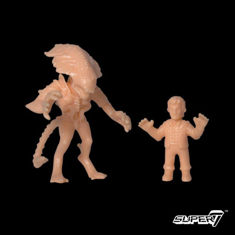 Aliens MUSCLE - Pack E (Burke, Alien Queen)