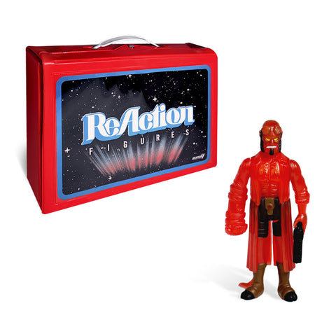 Hellboy ReAction Figure and Carry Case