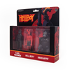 Hellboy ReAction Figures 3-Pack - Pack A (Hellboy w/horns, Karl Kroenen, Kriegaffe Ape)