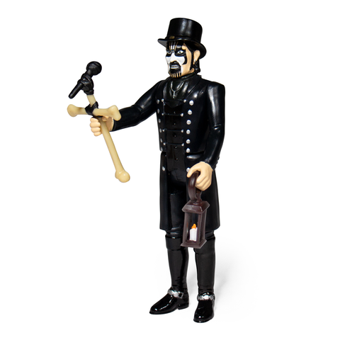 King Diamond ReAction Figure - King Diamond Top Hat