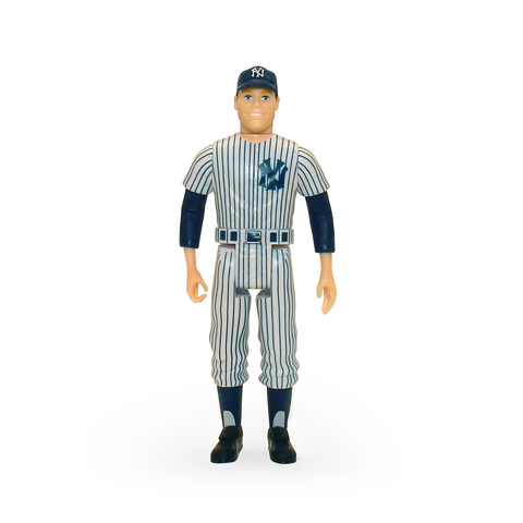 MLB CLASSIC REACTION FIGURE - MICKEY MANTLE (NEW YORK YANKEES)