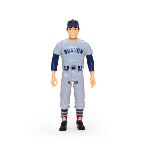MLB CLASSIC REACTION FIGURE - TED WILLIAMS (BOSTON RED SOX)