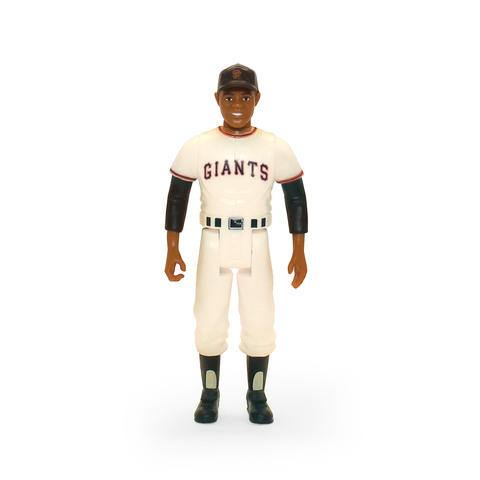 MLB CLASSIC REACTION FIGURE - WILLIE MAYS (SAN FRANCISCO GIANTS)