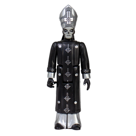 Ghost ReAction Figure - Papa Emeritus III (Black Series)