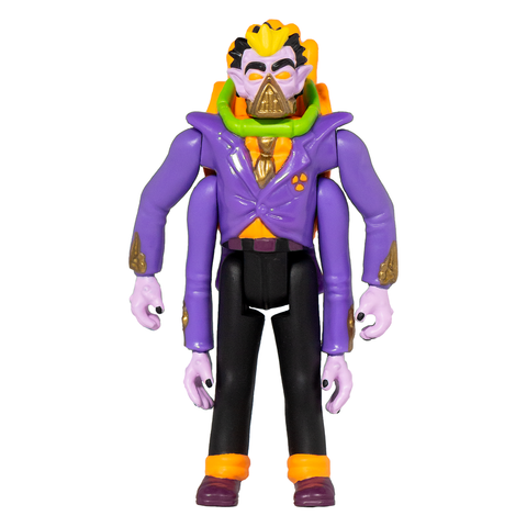 Toxic Crusaders ReAction Figure - Dr. Killemoff