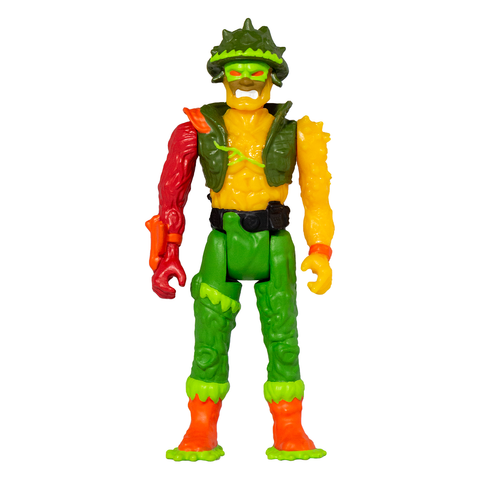 Toxic Crusaders ReAction Figure - Major Disaster
