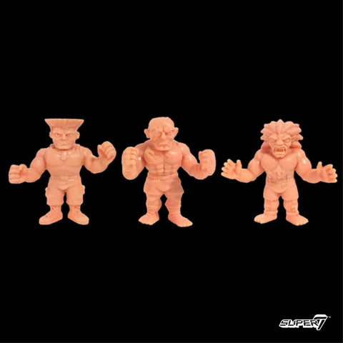 Street Fighter 2 MUSCLE - Pack C (Blanka, Guile, Sagat)