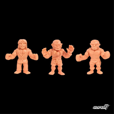 Street Fighter 2 MUSCLE - Pack B (Ken, Dhalsim, Balrog)