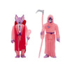 The Worst - Valentine's Day 2021 ReAction Figure 2-Pack - Batula and Robot Reaper
