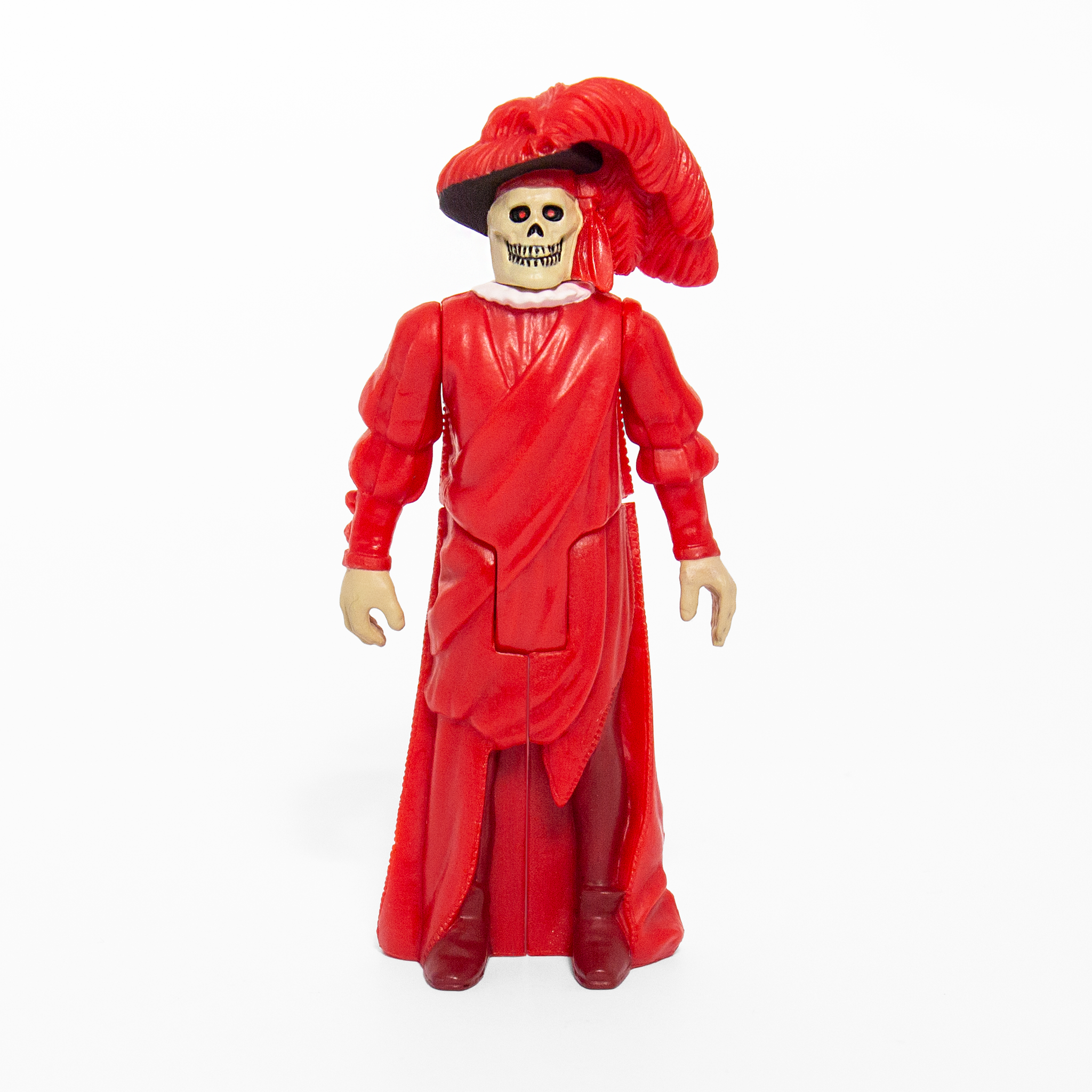 Universal Monsters Reaction Figure The Masque Of The Red Death Super7