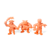 The Worst Keshi Pack A - Red Tiger, Captain Deadstar, Frankenghost
