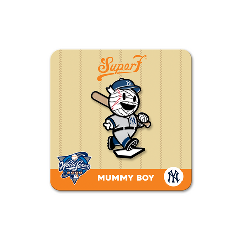 MLB Pin - Mummy Boy Yankees