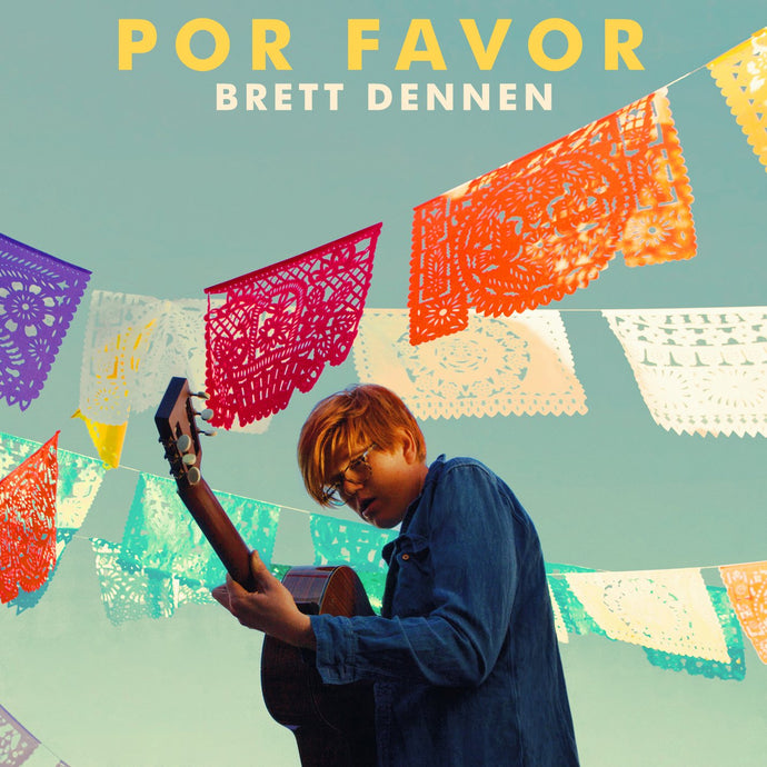 Brett Dennen - Por Favor CD