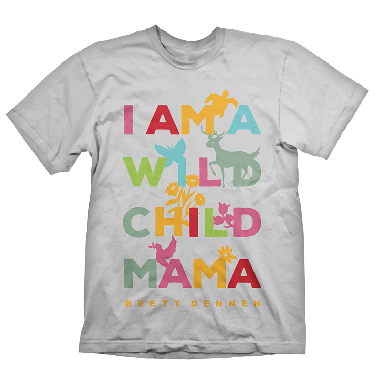 Brett Dennen - Youth Wild Child T-shirt