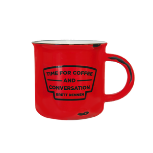 Brett Dennen - Coffee and Conversation Mug