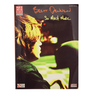 Brett Dennen - (More) So Much More Songbook