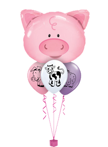 Bouquet Baby Shower Cerdito