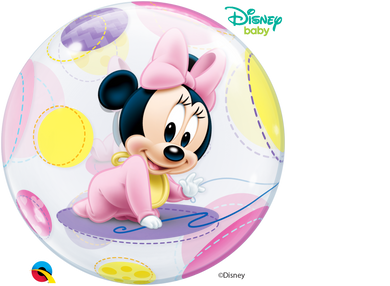 Burbuja Disney Bebé Minnie Mouse  22