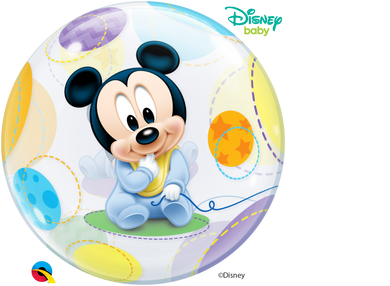 Burbuja Disney Bebé Mickey Mouse 22
