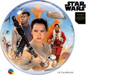 Burbuja Star Wars: The Force Awakns  22
