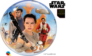 "Burbuja Star Wars: The Force Awakns  22"" / 56 cm"