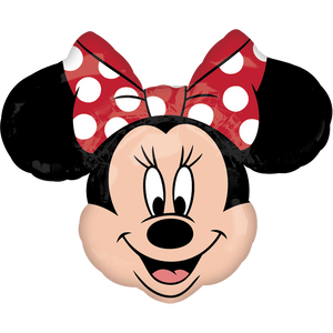 Globo SuperShape Minnie Mouse