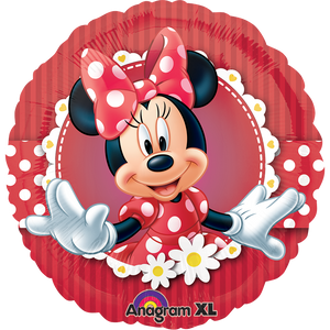 "Globo Mad About Minnie 18""/46 cm"