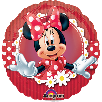 Globo Mad About Minnie 9
