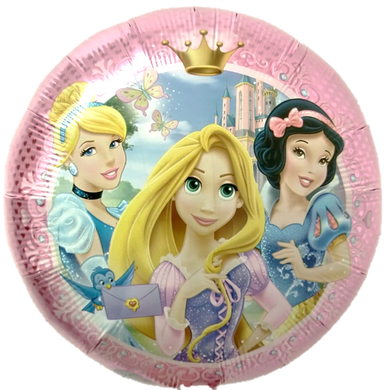 Globo Princesses Portrait 18