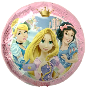 "Globo Princesses Portrait 18""/46 cm"