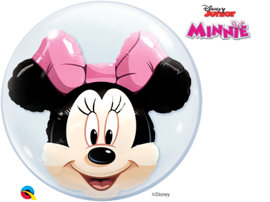 Burbuja Disney Minnie Mouse 24