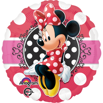 Globo Minnie Portrait 18