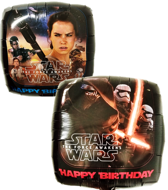 Globo Star Wars Happy Birthday 18